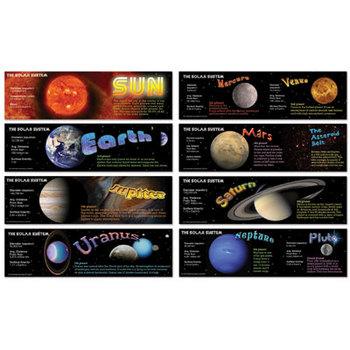 Solar System Mini Bulletin Board
