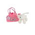 Aurora, Fancy Pals, Princess Kitten Pet Carrier, Ages 3 and Older, 8 inches