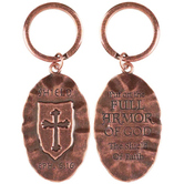 Dicksons, Armor of God, Key Chain Bronze