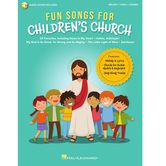 Fun Songs For Childrens Church, by Various Artists, Songbook