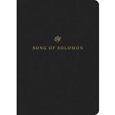 ESV Scripture Journal: Song of Solomon, Paperback, Black