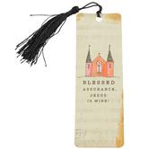 Salt & Light, Blessed Assurance Tassel Bookmark, 2 1/4 x 7 inches