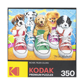 Kodak, Sneaky Pups Puzzle, 350 Pieces, 18 x 24 inches