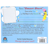 Teacher Created Resources, Smart Start 1-2 Writing Paper, 11 x 8.50 Inches, 100 Sheets, Grades 1-2
