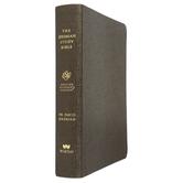 ESV Jeremiah Study Bible, Imitation Leather, Multiple Colors Available