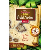 NIV Adventure Bible Field Notes: Acts, by Zonderkidz, Paperback
