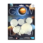 4M, Glow in the Dark 3D Solar System Kit