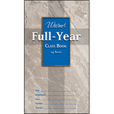 Warner Press, Full-Year Class Book, 8 x 4 1/2 inches, 8 Pages