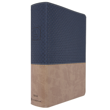 NIV Zondervan Study Bible, Revised, Imitation Leather, Multiple Colors Available
