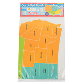 Scholastic, Our United States Bulletin Board Set, 5 Pieces, Grades PreK-5
