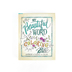 NIV Beautiful Word Coloring and Journaling Bible, Hardcover