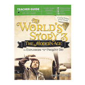 Master Books, The World's Story 3: The Modern Age, by Angela O'Dell, Teacher, Grades 6-8