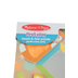 Melissa & Doug, First Play Touch & Feel Puzzle With Mirror, 5 Pieces, Ages 12 Months & Older