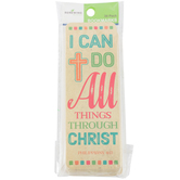Renewing Minds, I Can Do All Things Bookmarks, Philippians 4:13, Pack of 36