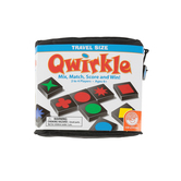 Mindware, Qwirkle: Travel Size, Ages 6 and Older, 2 to 4 Player Game