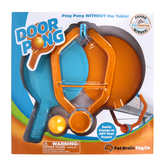 Fat Brain Toys, Door Pong, 3 Piece Play Set, Ages 6 and Older