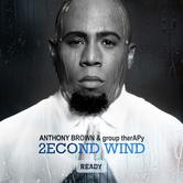 2econd Wind: Ready, by Anthony Brown & group therAPy, CD