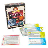 Outset Media Games, Professor Noggin's Outer Space Card Game, Grades 2-Adult