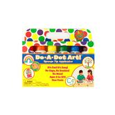 Do-A-Dot Art Washable Markers, 2 1/2 ounces, Rainbow Colors, Set of 6