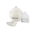 Young's, Inc., Count Your Blessings Jar, White Ceramic, 6 3/4 inches