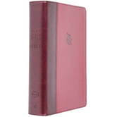 NKJV New Spirit Filled Life Study Bible: Third Edition, Duo-Tone, Burgundy and Brown