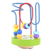 Manhattan Toy Company, Wobble-A-Round Bead Toy, Ages 12 Months & Older, 5 1/4 inches