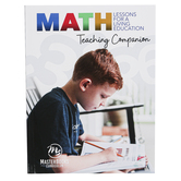 Master Books, Math Lessons for a Living Education Teaching Companion, Paperback, Grades K-6