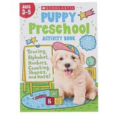Scholastic, Puppy Preschool Activity Book, 144 Pages, Grade Pre-K