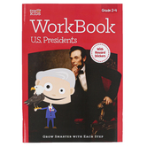 Retail Centric Marketing, Step Up Kids US Presidents Workbook, Paperback, Grades 2-4