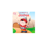 Little Bible Heroes, Joshua and Rahab, Flip-Over Book, by Victoria Kovacs & David Ryley, Paperback