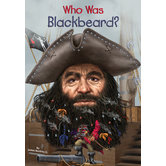 Who Was Blackbeard by James Buckley Jr., Paperback
