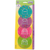Teacher Created Resources, Clingy Thingies Confetti Clips, 3.125 Inches, Set of 4