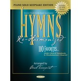Hymns Re-Harmonized, by Carol Tornquist, Songbook