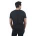 NOTW, Be Like Christ, Men's Short Sleeve T-shirt, Gray and Black, Small