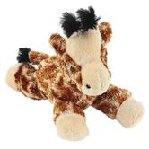 Aurora, Mini Flopsies, Gigi the Giraffe Stuffed Animal, 8 inches