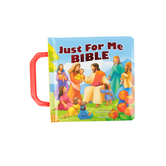 Just For Me Bible, by Karin Juhl and Nancy Munger, Board Book