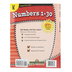 Ready-Set-Learn Activity Book: Numbers 1-30, 64 Pages, Grade K