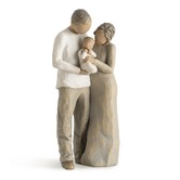 Willow Tree, We Are Three Figurine