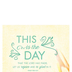 Salt & Light, This Is The Day Church Bulletins, 8 1/2 x 11 inches Flat, 100 Count
