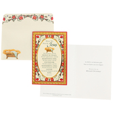 DaySpring, Colossians 2:9 What We Find In Jesus Christmas Boxed Cards, 18 Cards & Envelopes