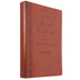 Jesus Calling, Large Deluxe Edition, by Sarah Young, Imitation Leather, Brown