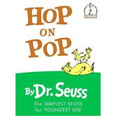 Hop on Pop, by Dr. Seuss, Hardcover