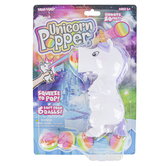 Hog Wild Toys, Unicorn Popper, White, 2 x 6 inches, Ages 4 Years and Older, 7 Pieces