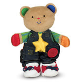 Melissa & Doug, Teddy Wear Toddler Learning Toy, Ages 18 Months to 4 Years, 14 inches