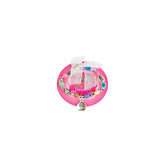 Jilzarah, Faith Stretch Bracelet, Multi-Colored, 5 Inches