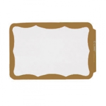Name Badges - Gold