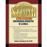 Nueva Concordancia Strong Exhaustiva, by James Strong, Hardcover