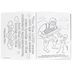 Buck Denver's Bible Coloring Book: Old Testament Stories, by Phil Vischer, Paperback, 64 Pages, Ages 4-6
