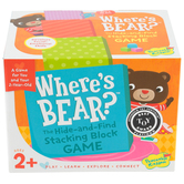 Peaceable Kingdom, Where's Bear?, 2 Player Game, Ages 2 and Older