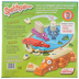 Junior Learning, Spelligator Game, 80 Pieces, Multi-Colored, 2 to 4 Players, Grades K-3
